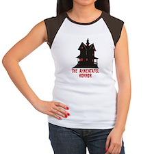 Ahnentafel Horror Women's Cap Sleeve T-Shirt