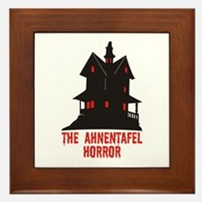 Ahnentafel Horror Framed Tile