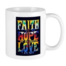 Faith - Hope - Love Mug
