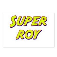 Super roy Postcards (Package of 8)