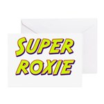 Super roxie Greeting Cards (Pk of 10)