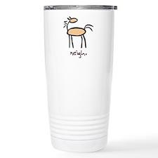Neigh Travel Mug
