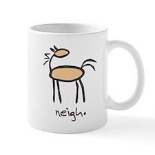 Neigh Mug