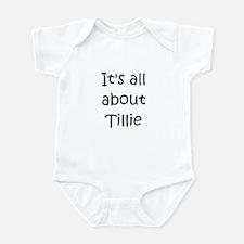 Funny Tillie Infant Bodysuit
