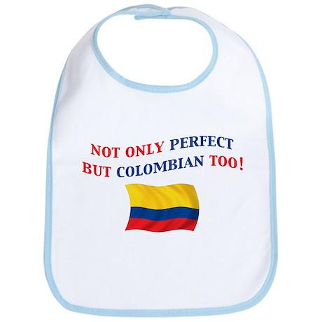Perfect Colombian 2 Bib