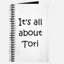 Funny Tori Journal