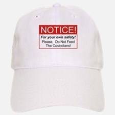Notice / Custodians Baseball Baseball Cap