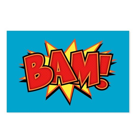 Bam III Postcards (Package of 8)