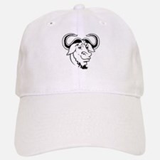 GNU Baseball Baseball Cap