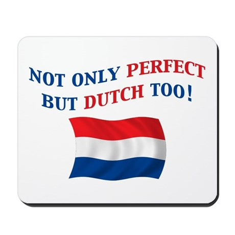 Perfect Dutch 2 Mousepad