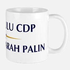 HONOLULU CDP supports Sarah P Mug