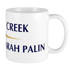 GOOSE CREEK supports Sarah Pa Mug