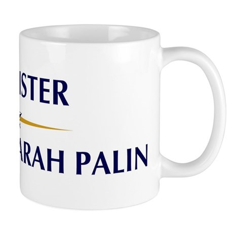 HOLLISTER supports Sarah Pali Mug