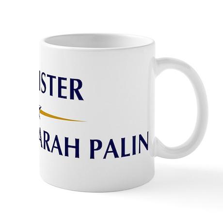 HOLLISTER supports Sarah Pali Mug