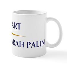 HOBART supports Sarah Palin Mug