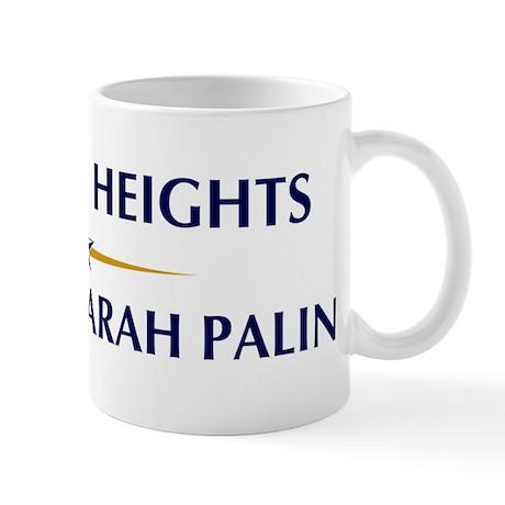 GARFIELD HEIGHTS supports Sar Mug