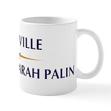 FARMVILLE supports Sarah Pali Mug