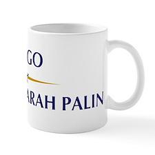 FARGO supports Sarah Palin Mug
