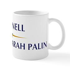GRINNELL supports Sarah Palin Mug