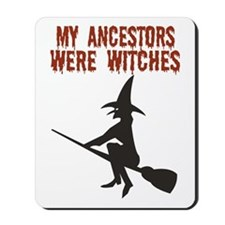 Ancestor Witches Mousepad