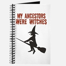 Ancestor Witches Journal