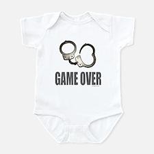 HANDCUFFS/POLICE Infant Bodysuit