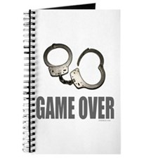 HANDCUFFS/POLICE Journal