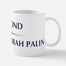 EDMOND supports Sarah Palin Mug