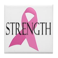 Strength Tile Coaster