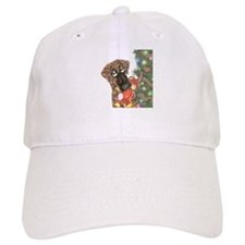 Holiday Nbr Bear Baseball Cap