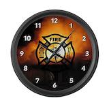 Firefighter Giant Clocks