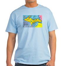 Michigan Northern Upper Peninsula T-Shirt