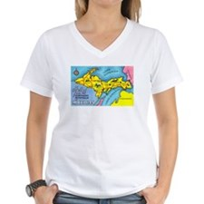 Michigan Northern Upper Peninsula Shirt