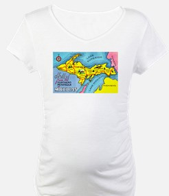 Michigan Northern Upper Peninsula Shirt