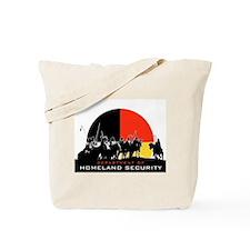 Department of Homeland Security Tote Bag