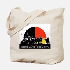 Department of Homeland Security Tote Bag