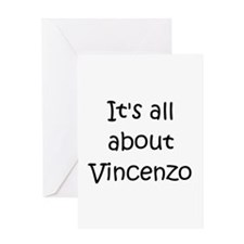 Funny Vincenzo Greeting Card