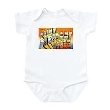 Point Pleasant Beach NJ Infant Bodysuit
