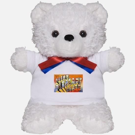 Point Pleasant Beach NJ Teddy Bear