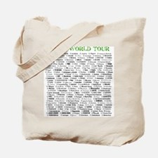 Unique New zealand Tote Bag
