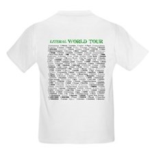 OddTravelerLogo10x10 T-Shirt