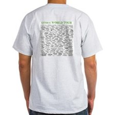 Unique Egypt map T-Shirt