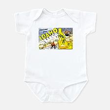 Idaho State Greetings Infant Bodysuit