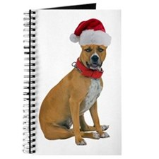 Staffie Christmas Journal