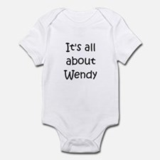 Unique Wendy Onesie