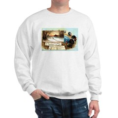 Contentment and Peace Sweatshirt