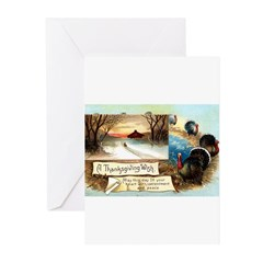 Contentment and Peace Greeting Cards (Pk of 10)