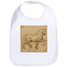 Leonardo Da Vinci Horse Bib