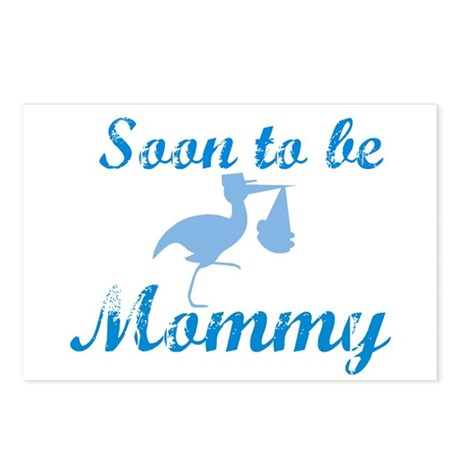 Soon to be Mommy Postcards (Package of 8)