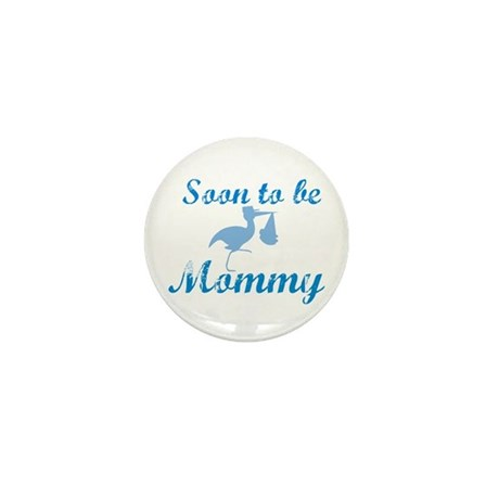 Soon to be Mommy Mini Button